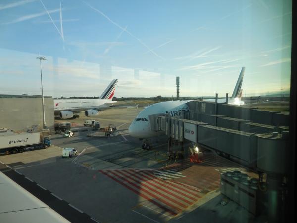 Big honking plane dulles