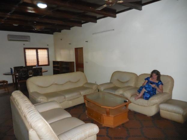 Brenda Soya my living room