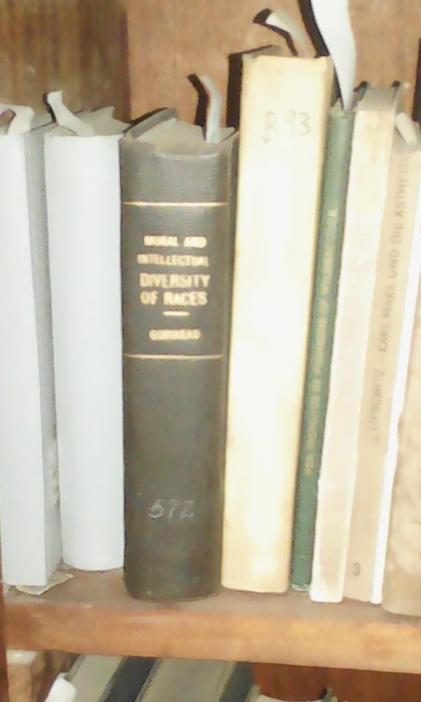 DuBois library