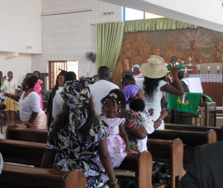 Ghana Anglican Church 3