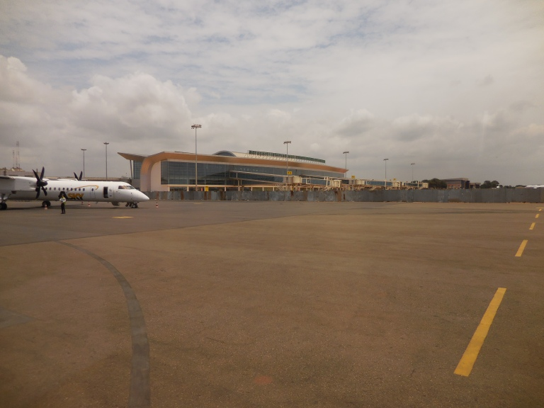 Lome new terminal