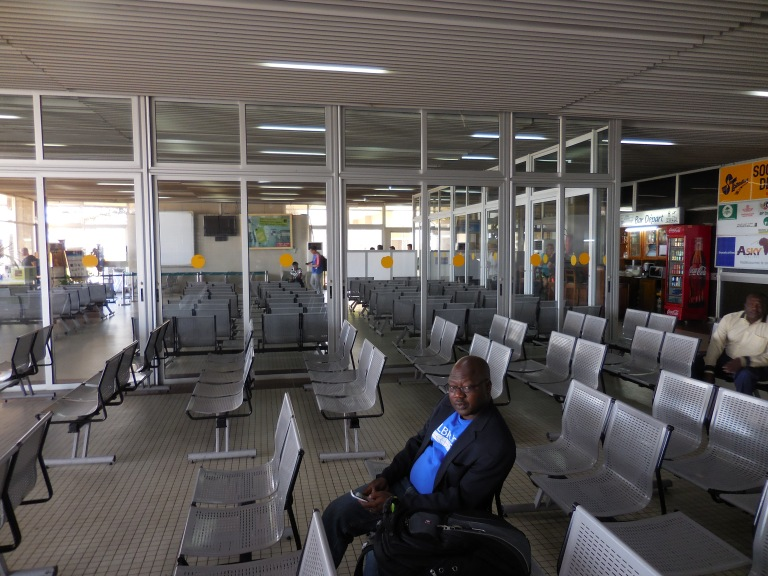 Lome Old terminal