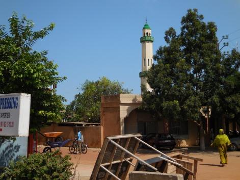 Mosquee du quartier