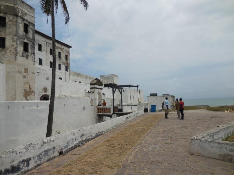 Elmina drawbridge