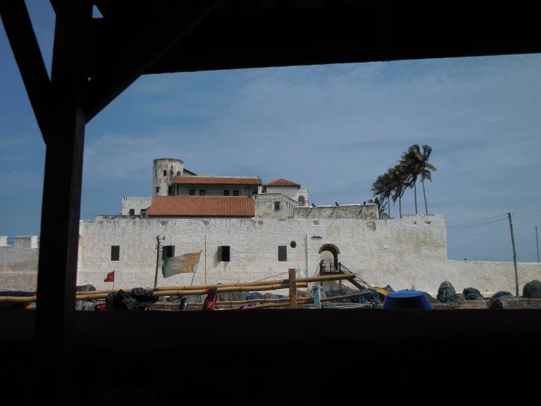 Elmina from bar