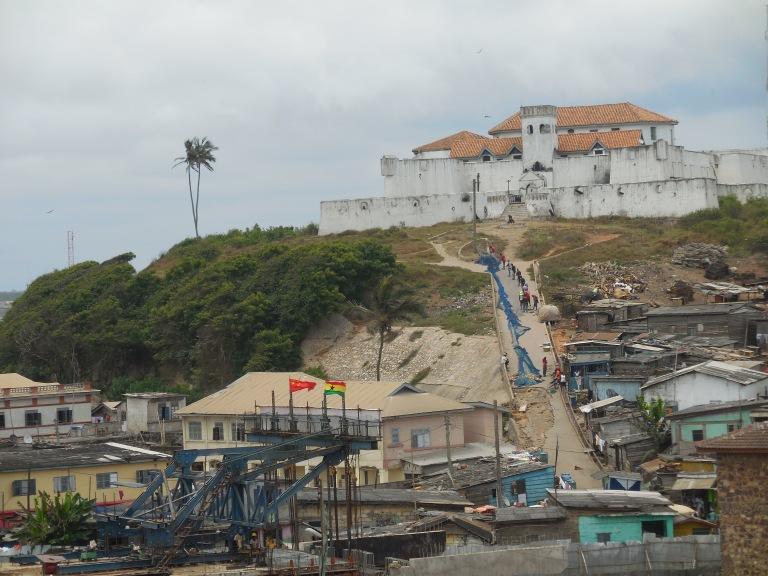 Elmina new port