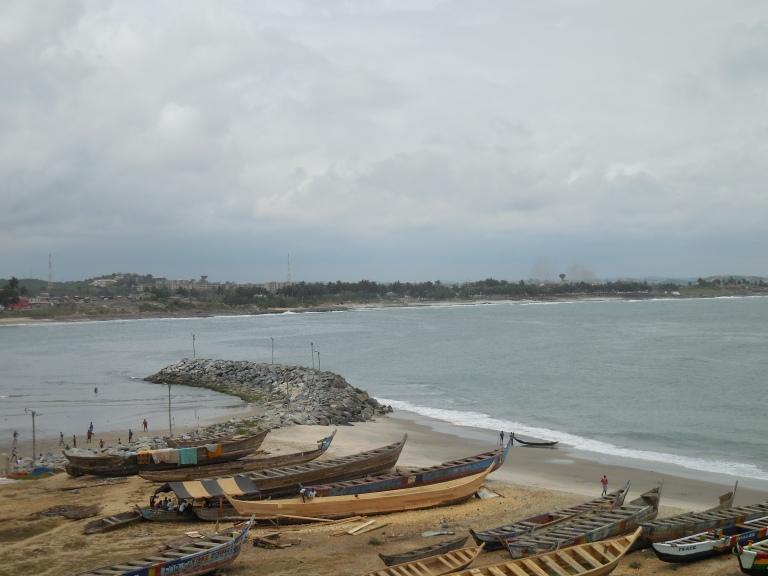 Elmina port 1