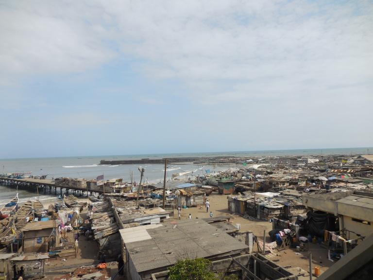 Jamestown fishing village 2