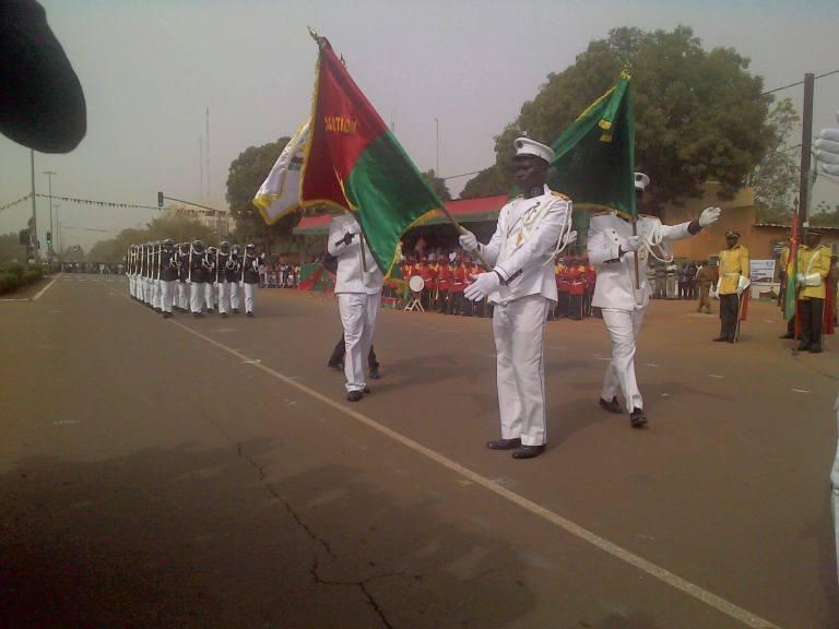 National Assembly police