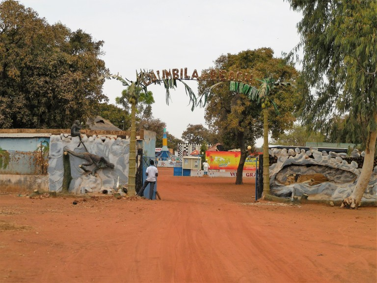 Loumbila beach