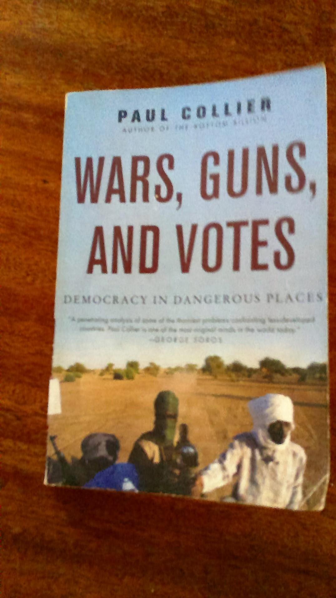 wars guns and votes pdf